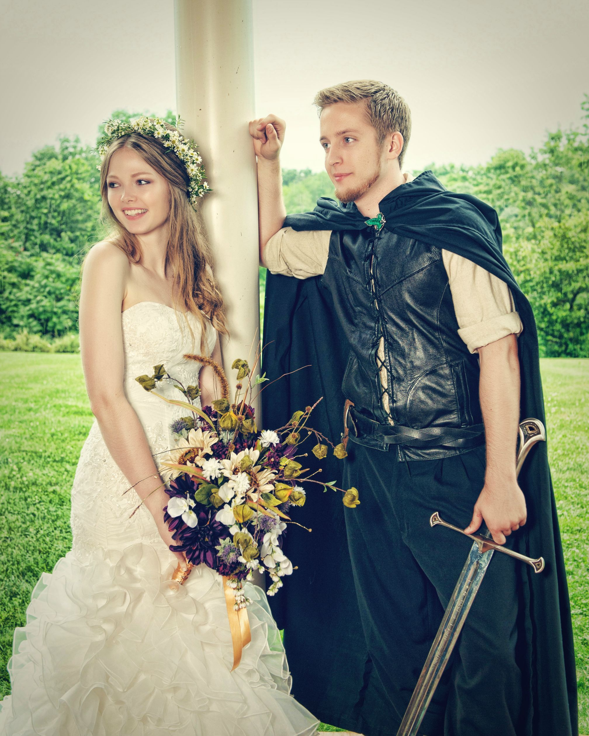 lotr wedding ring lord of the rings wedding Google Search