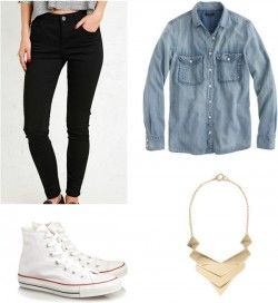 a57d7dc308b2 summer school outfits tumblr - Google Search