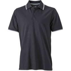 Photo of Sommar polo shirt för män – UV-skydd   James & Nicholson James & Nicholson