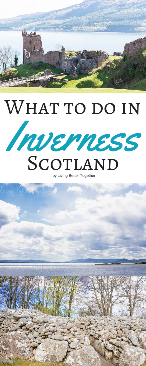 Planning a trip to Scotland? Check out some of the great things to do in the Inverness area and where to stay! #travelscotland
