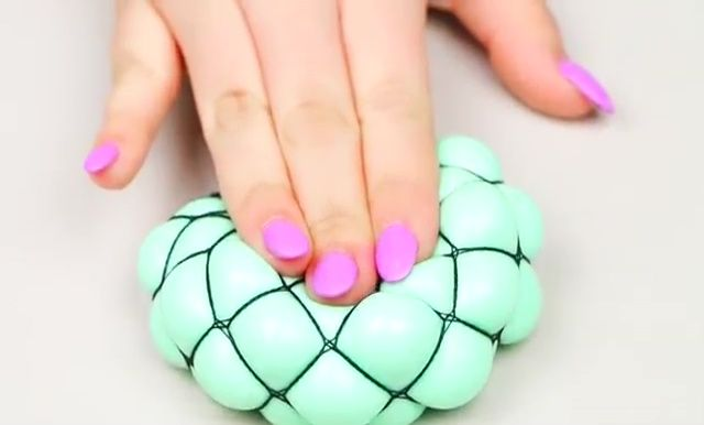 diy stress ball homemade addictive squishy stretchy stress ball 2 methods