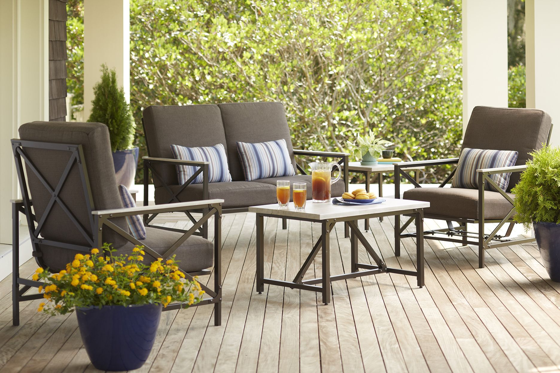 Love Mix And Match Arrowhead Patio Collection