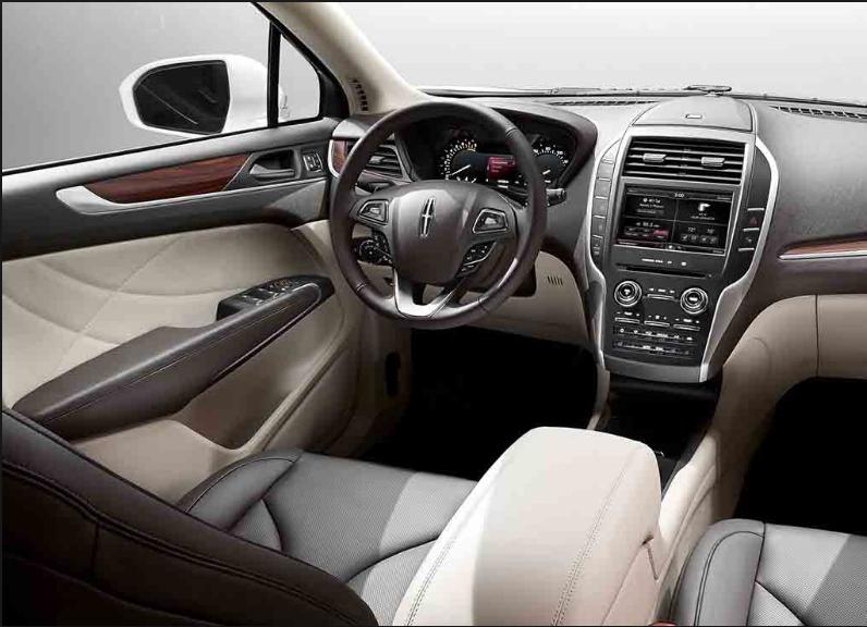 Lincoln Mkc 2018 Interior Design Suvtodrive Com Pinterest