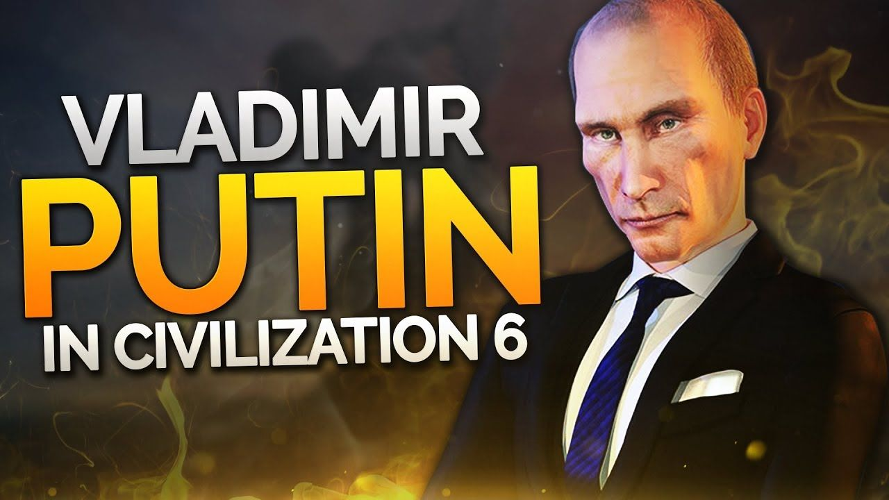 Vladimir Putin Moors and More | Civilization 6 Mods