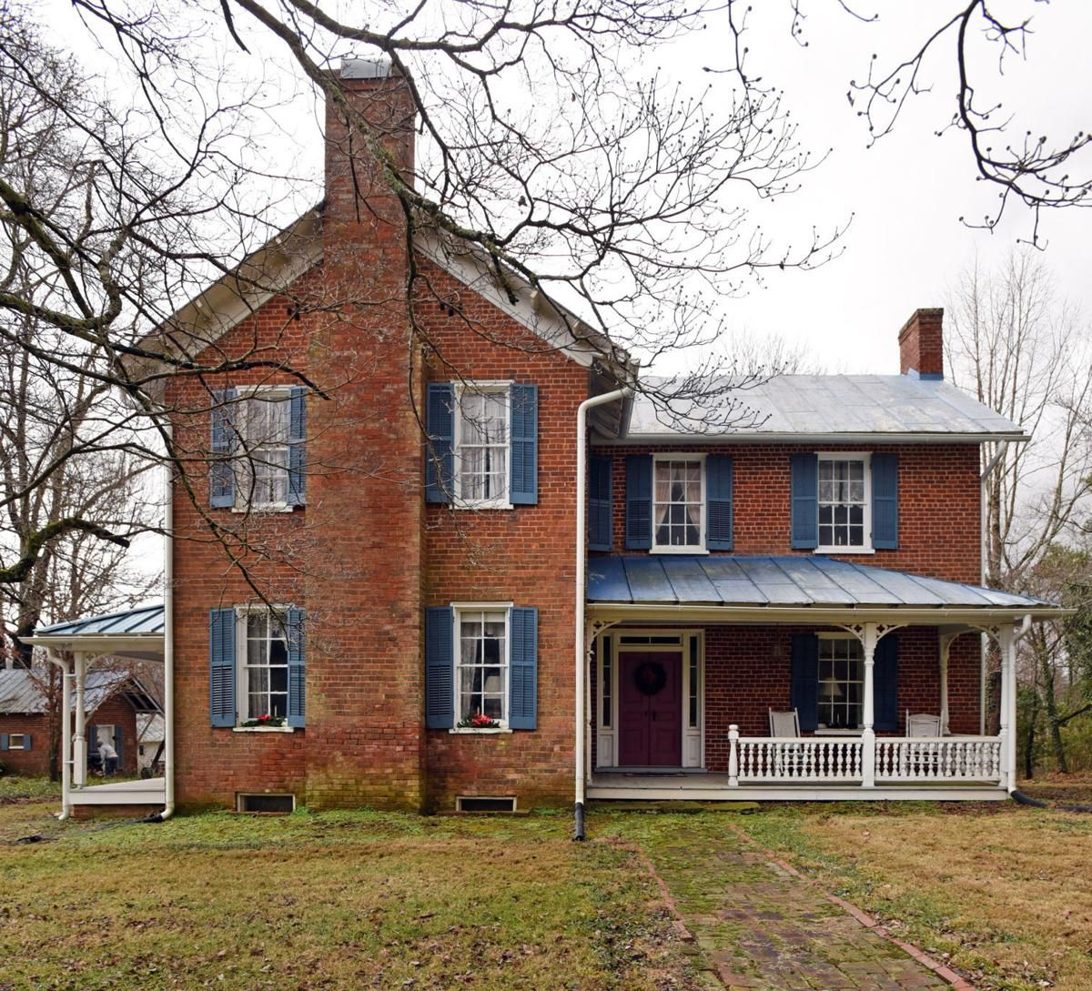 Historic farmhouse restoration planned for Speas home in western Forsyth