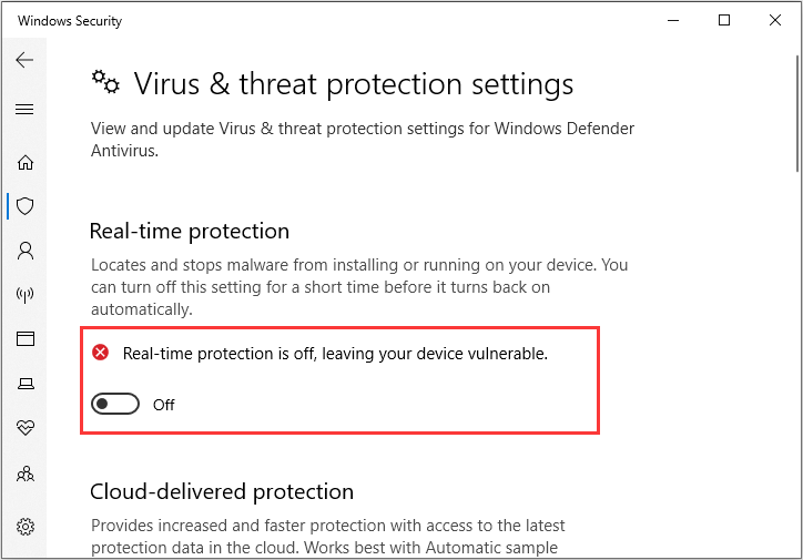 Fixed Windows Update Error 0x80246019 On Windows 10 Windows Defender Windows 10 Windows