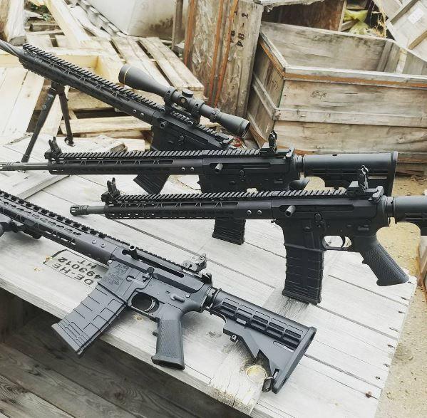 Bear Creek Arsenal Left Handed AR-15 Rifles | Guns | Ar