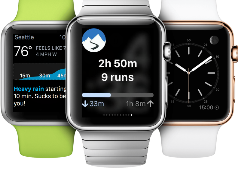 Best Apple Watch Apps In Order To Really Make Your Apple Watch Useful You Need To Find The Best Apps For Best Apple Watch Apple Watch