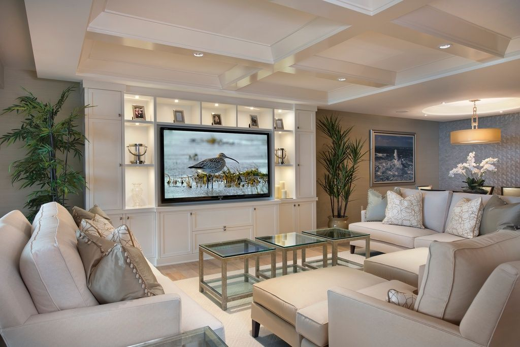 Luxury 20 Beautifully Decorated Extravagant Living Rooms