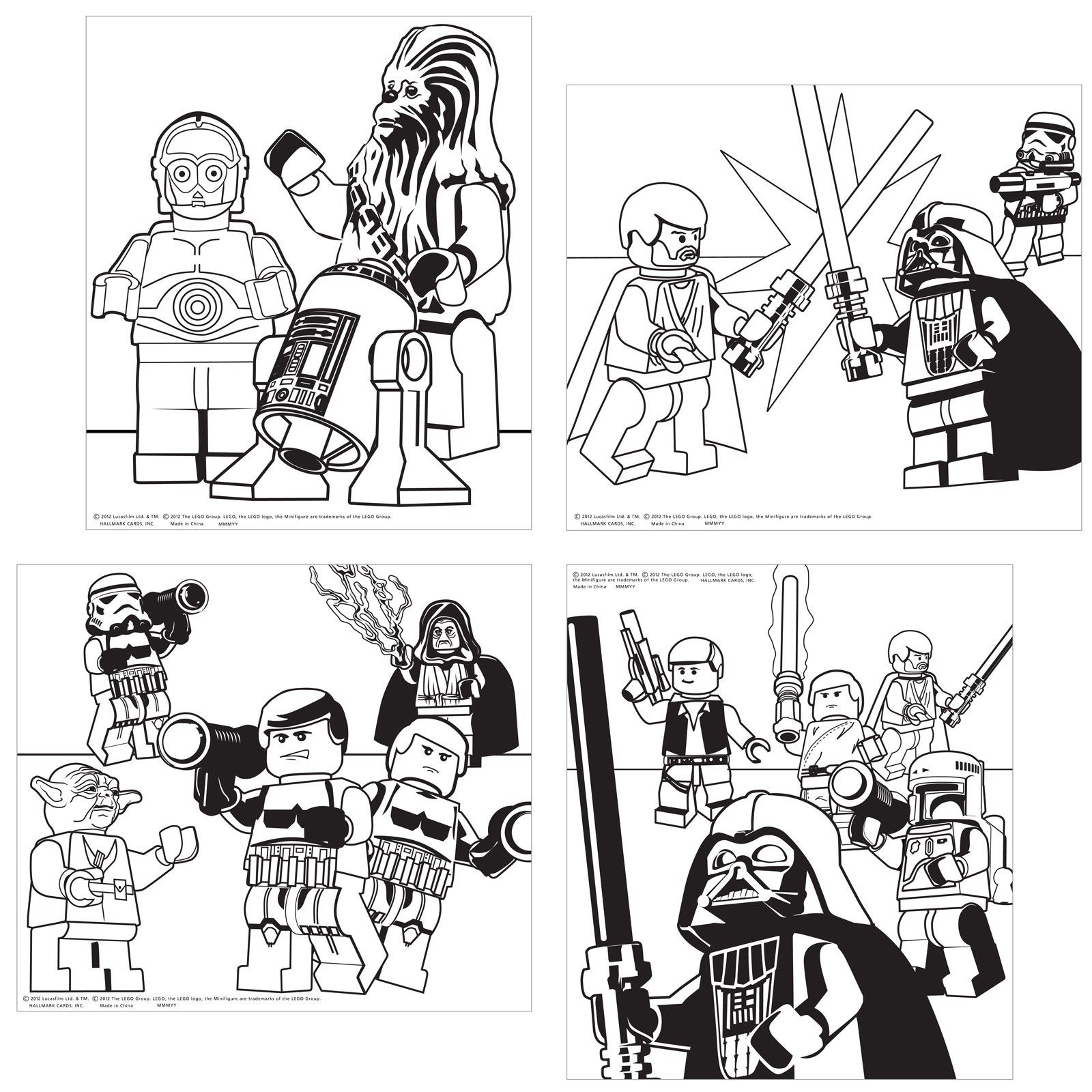 Lego Star Wars Colouring Pages Coloring Pages Lego Ninjago Lego Star Wars Coloring Pages Online General Star Wars Coloring Book Star Wars Colors Lego Poster