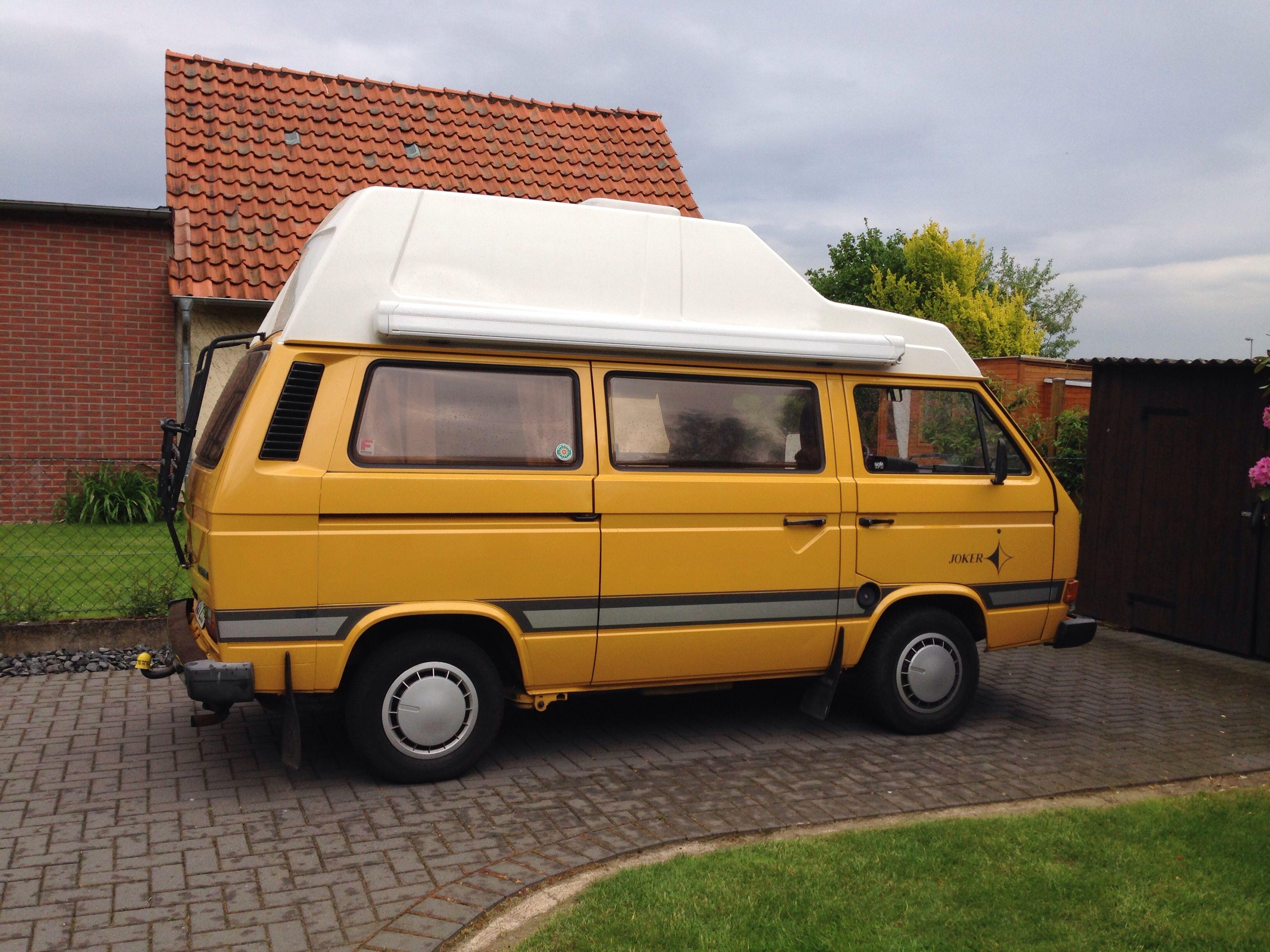 volkswagen t3 joker westfalia c l torii pinterest volkswagen vw and cars. Black Bedroom Furniture Sets. Home Design Ideas