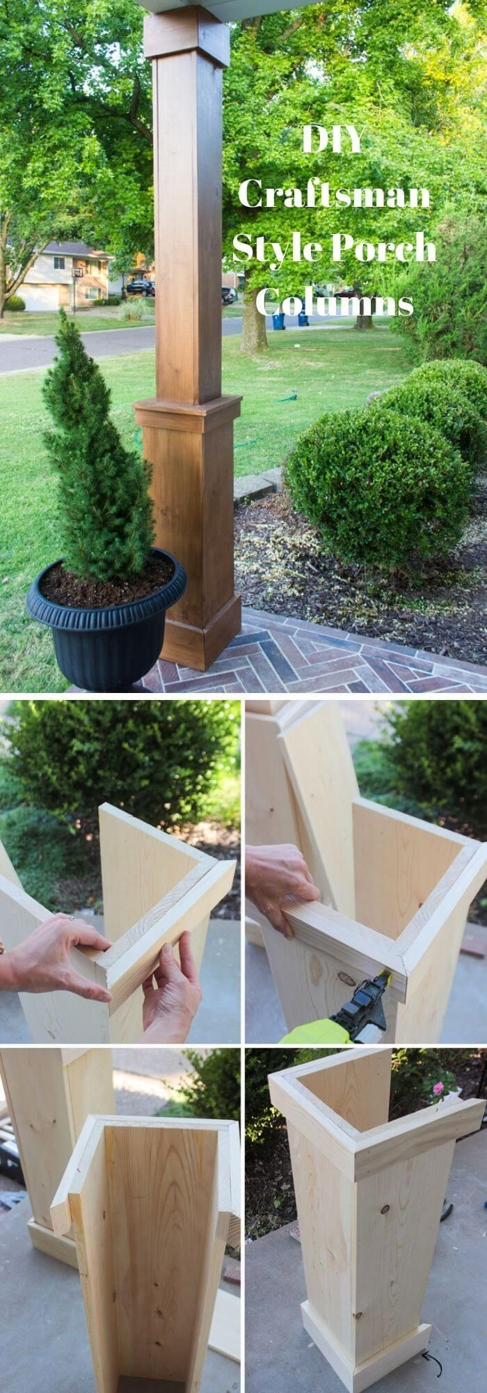24+ Awesome DIY Outdoor Projects To Make Your Backyard More Fun #diyoutdoorprojects