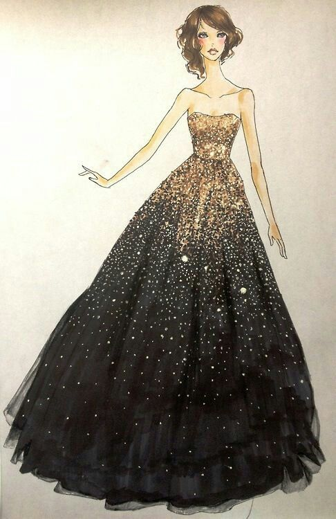 Pin by Эльвира Тайзетдинова on Fashion sketch | Pinterest | Fashion ...