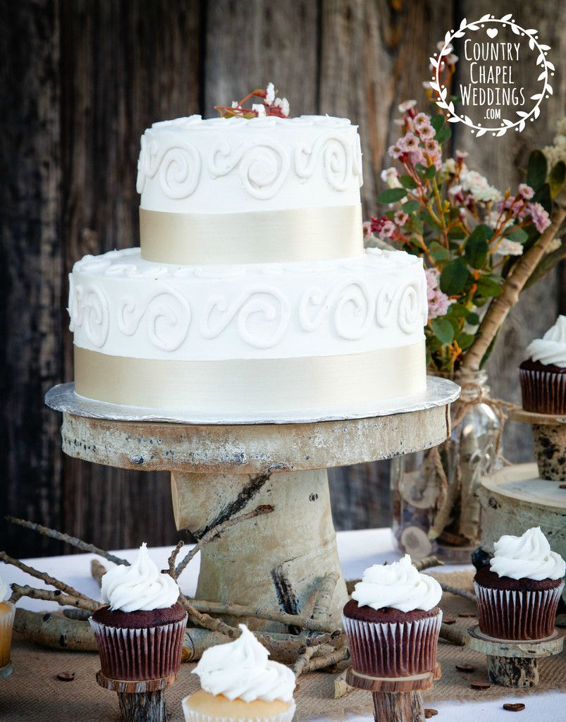 Tiered Cake Stand - Aspen - 3 inches / 8 inches | Gorgeous cakes ...