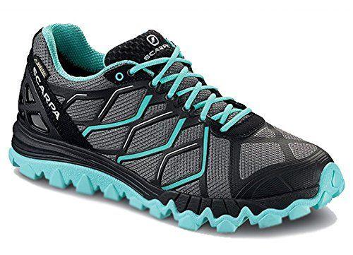 Scarpa Proton GTX WMN Trailrunning Shoes Damen graysky