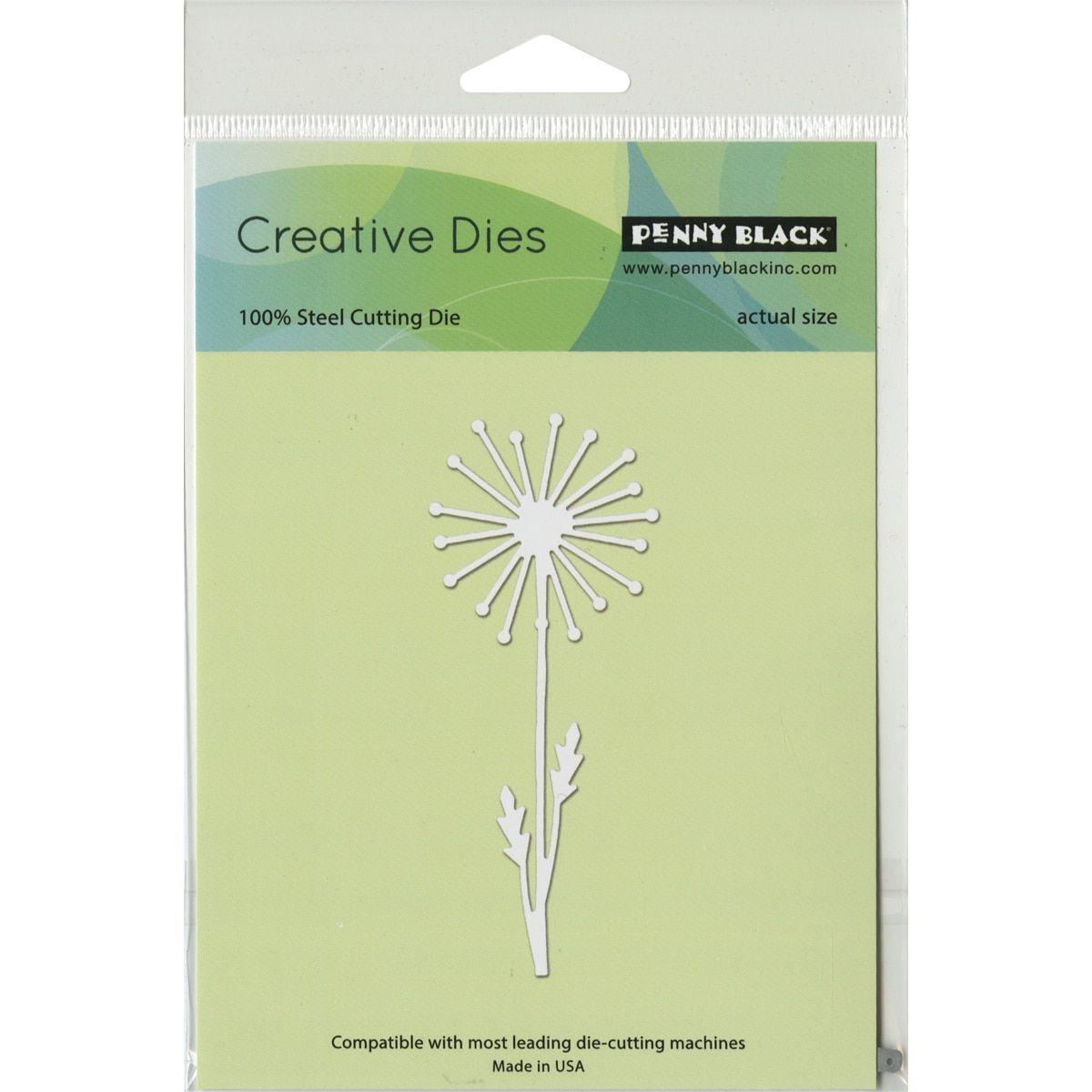 "Penny Creative Dies-Illuminate, 3.7""X1.62"""