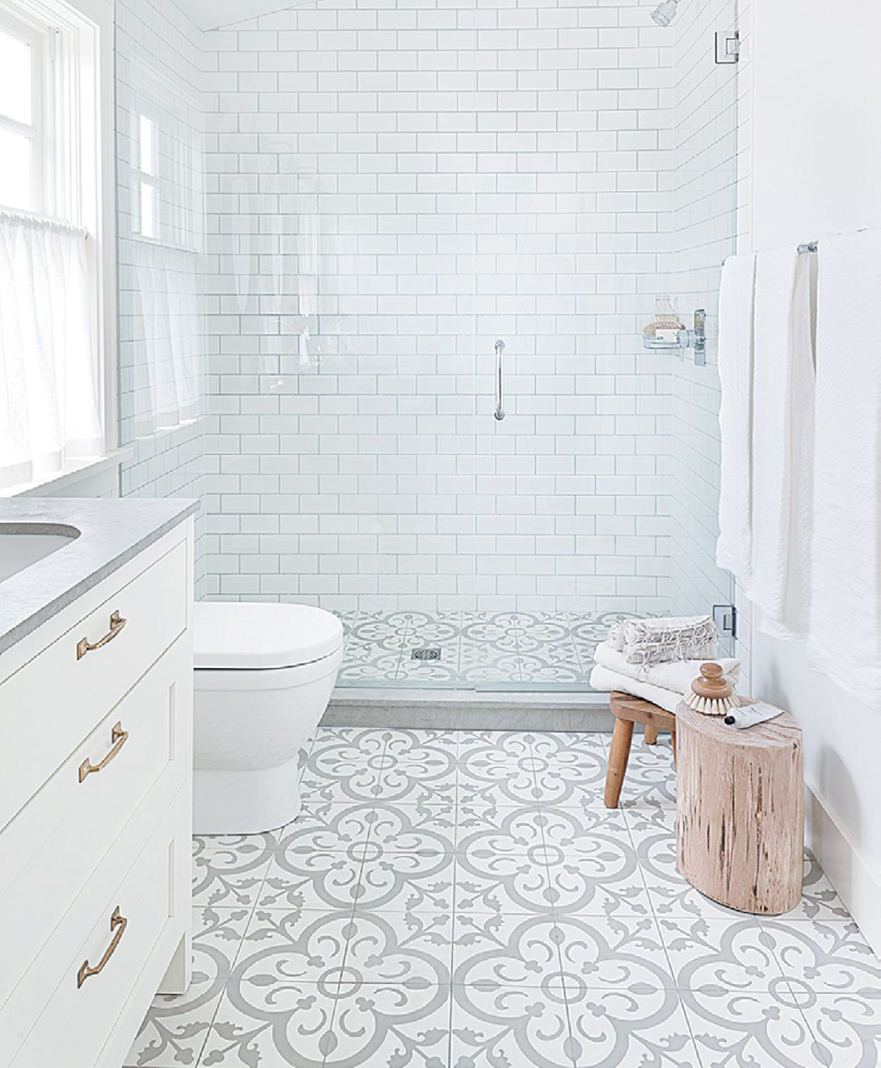 18 sätt att inreda med kakel och klinker | Serene bathroom, Bath and ...