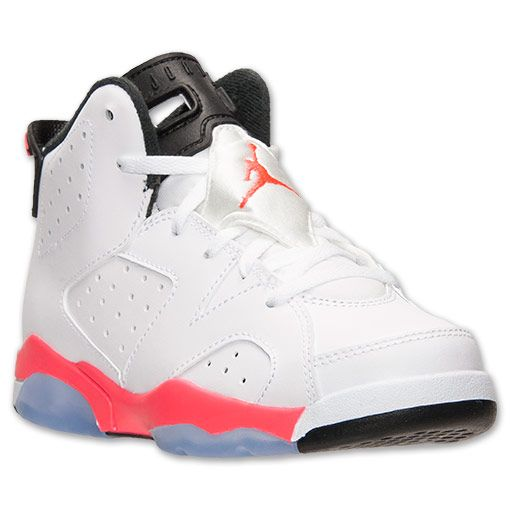 Air Jordan Retro 6 Basketball Shoes