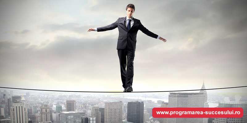 Programarea succesului risk management occupational