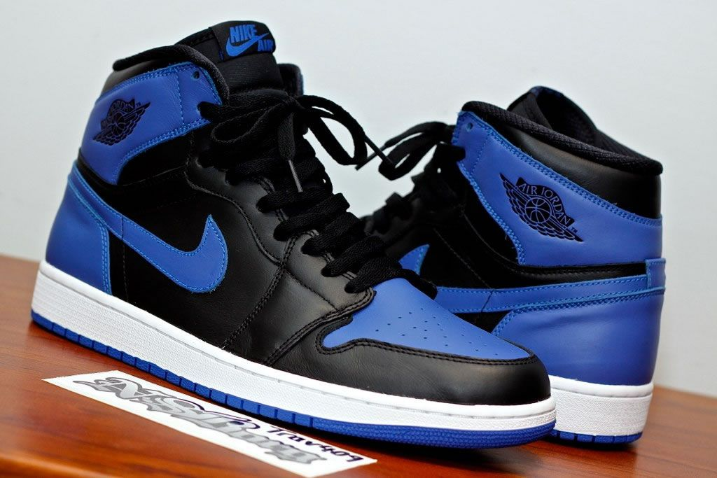 The Black/Royal Blue Colorway Of The Air Jordan I KO Is Scheduled To Make