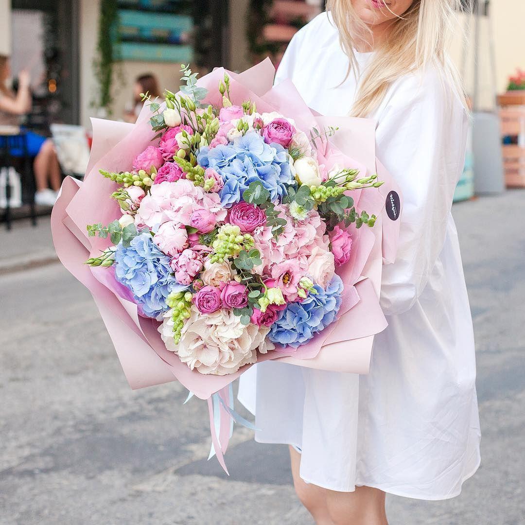Продажа цветы, необычный букет маме