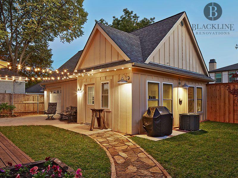 Garage Apartment Addition/Remodel  Ellsworth/Back House/Backyard Oasis
