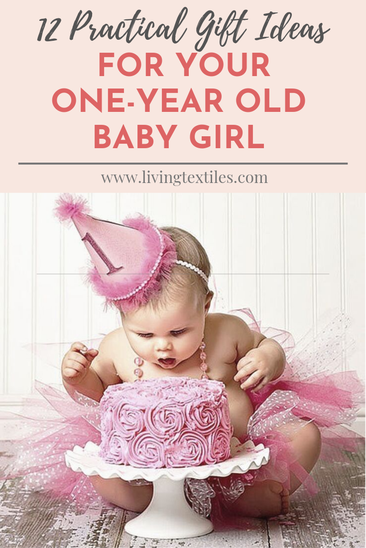 12 Practical Gift Ideas for Your 1-Year Old Baby Girl ...