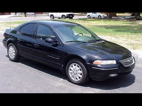 2000 Chrysler Cirrus Black Google Search With Images
