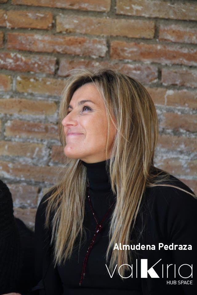 Almudena Pedraza Responsable de eventos