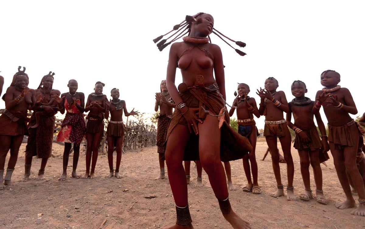 Сексуальные традиции аборигенов