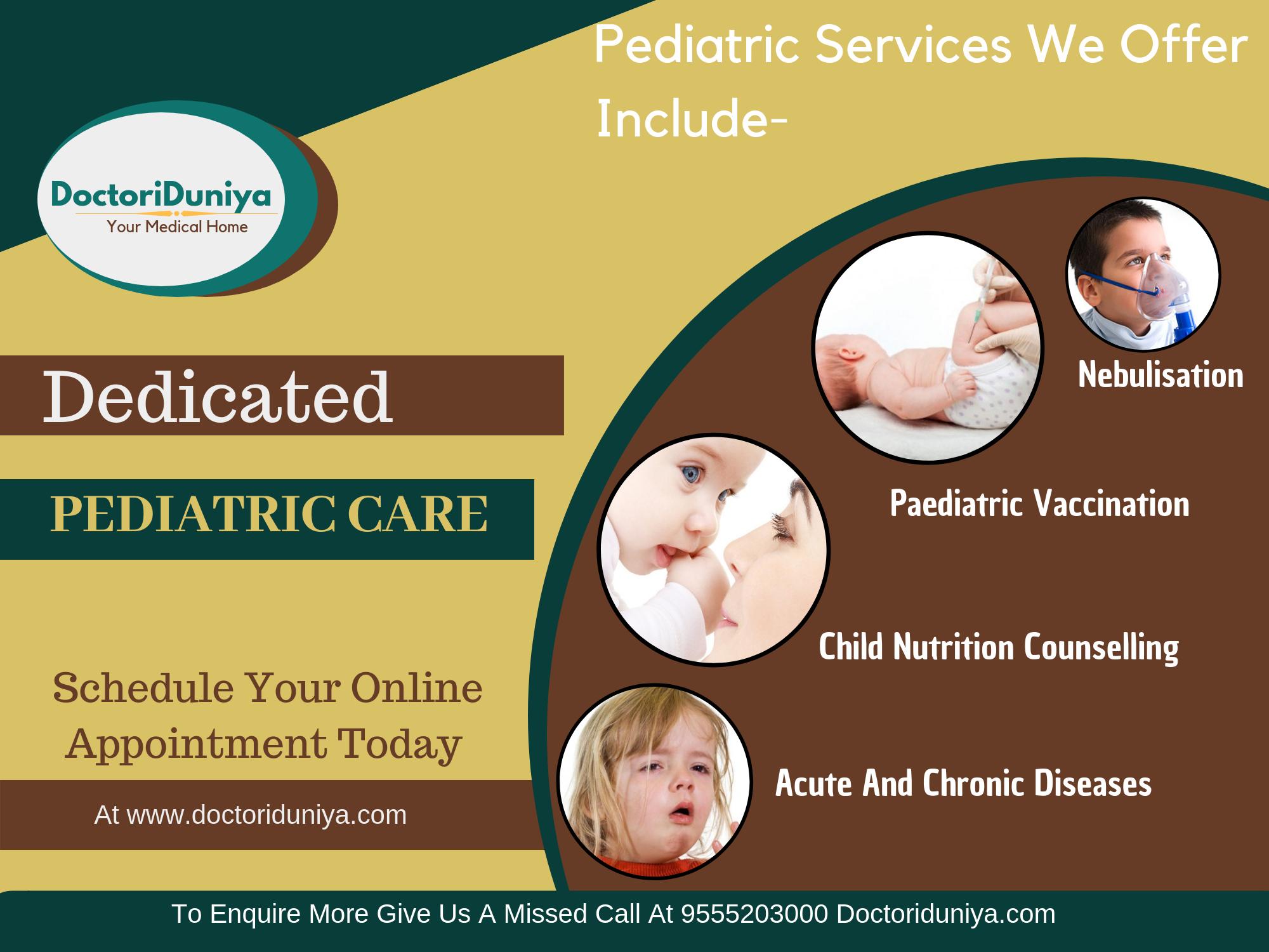 Doctoriduniya Pediatric Care Kids Nutrition Pediatrics