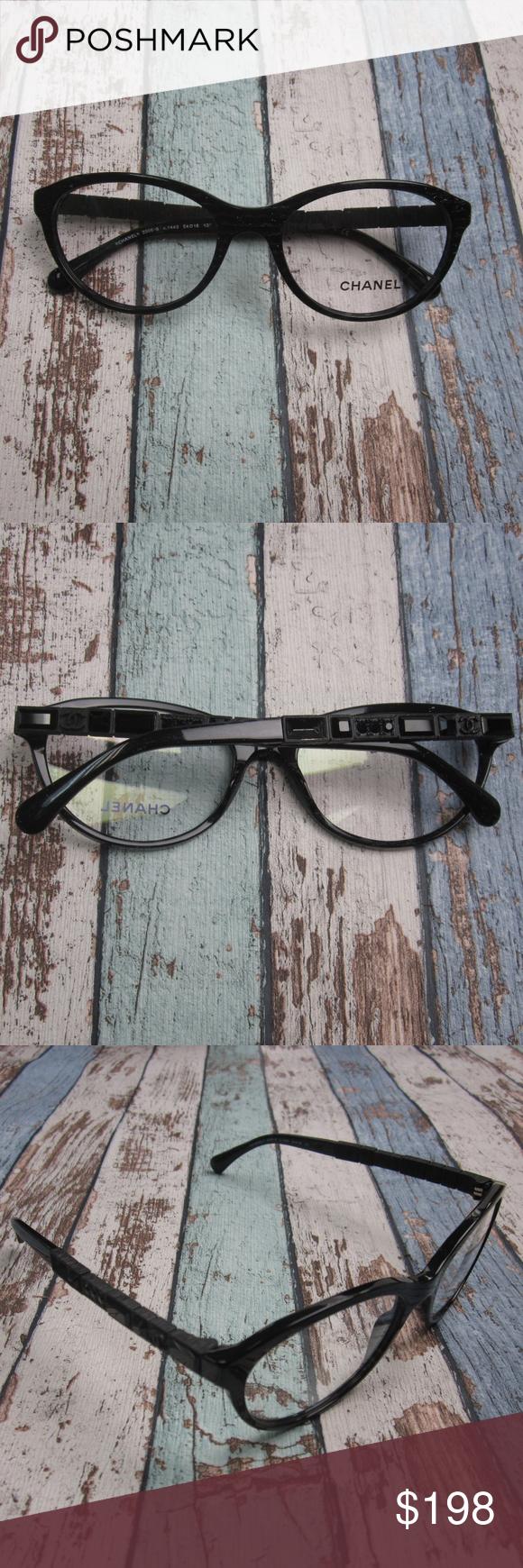 ac1b8927f41e Chanel 3306-B 1443 Women s Eyeglasses Italy OLP146 Chanel 3306-B c.1443 Women s  Eyeglasses Italy OLP146 Great condition