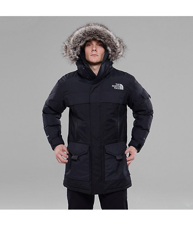 Men's McMurdo 2 Parka | The North Face in 2020 | Parka coat