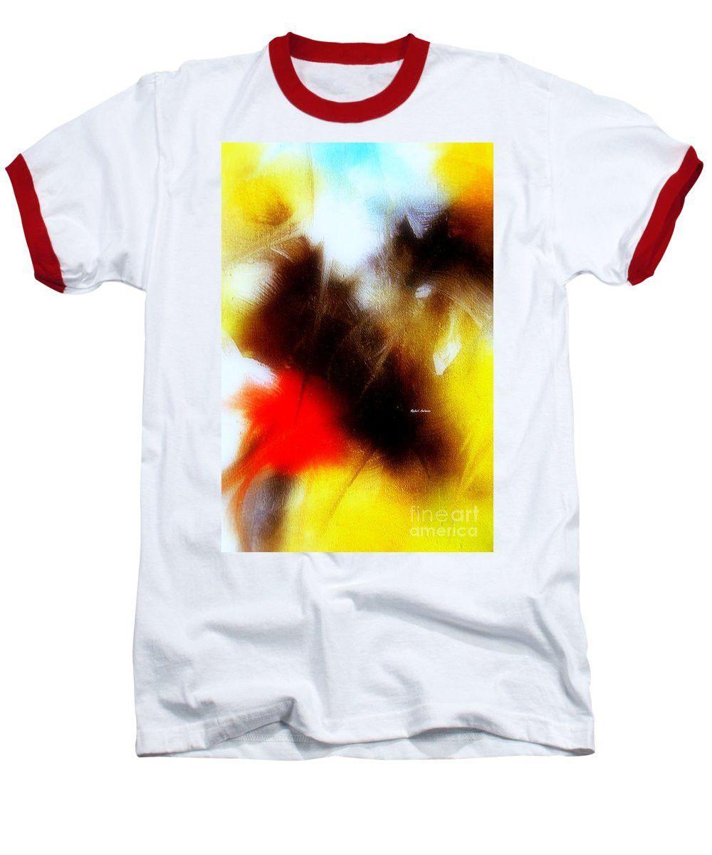 Baseball T-Shirt - Abstract 006