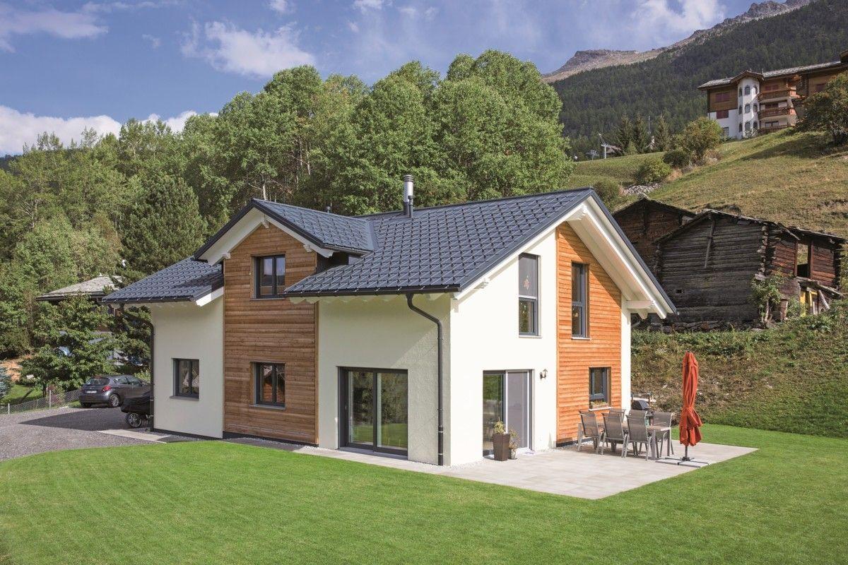Charmant Modernes Haus Im Alpenstil   WeberHaus   Http://www.hausbaudirekt.de