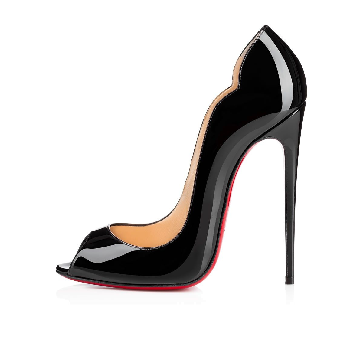 Hot Wave from Christian Louboutin. Couture ShoesHigh Heels StilettoStilettos Black ...