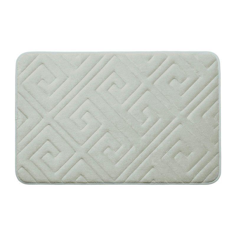Wiliams Micro Plush Memory Foam Bath Rug Memory Foam Bath Mat