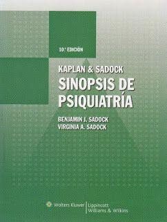 sinopsis de psiquiatria kaplan 10 edicion pdf descargar gratis