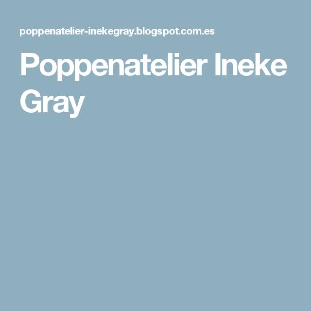 Poppenatelier Ineke Gray