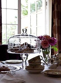 The ultimate crystal tableware from William Yeoward