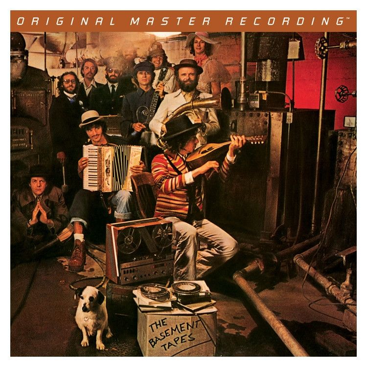 Bob Dylan The Basement Tapes On Numbered Limited Edition