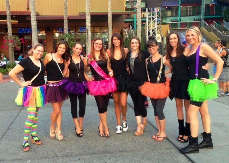 A tutu bachelorette party -- COSTUME IDEAS  sc 1 st  Pinterest & A tutu bachelorette party -- COSTUME IDEAS | Bachelorette party ...