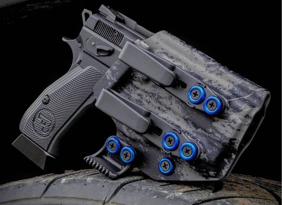 Kydex Trigger Guard for CZ P-01