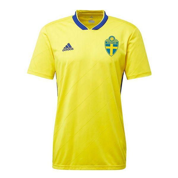 2018 Sweden World Cup Jersey   Soccer Jerseys 2018   Soccer, World ... b49dbdd80d0