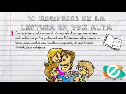Sonrisas De Mil Colores 10 Beneficios De La Lectura En Voz Alta Educapequ Beneficios De Leer Lectura Y Escritura Lectura