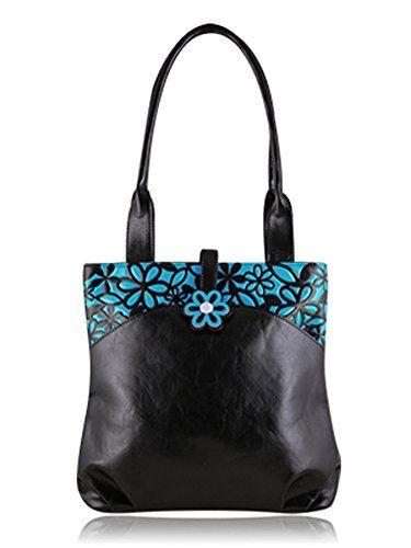 Espe Desiree Tote Handbag Blue