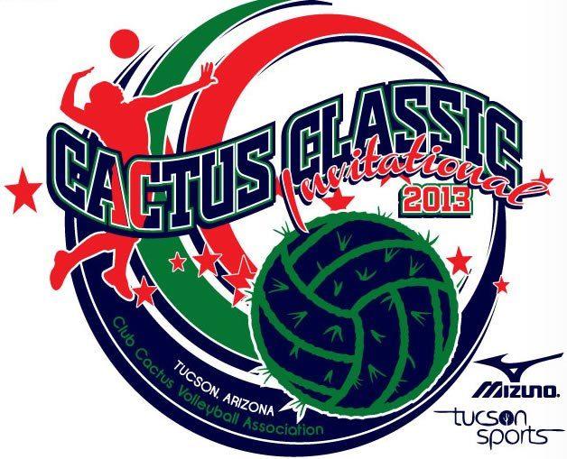 Clubcactusvolleyball Com Volleyball Tournaments Volleyball Team Volleyball