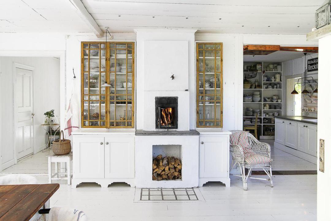 Espectacular cocina de campo | Cocina sueca, Cocina nórdica y ...