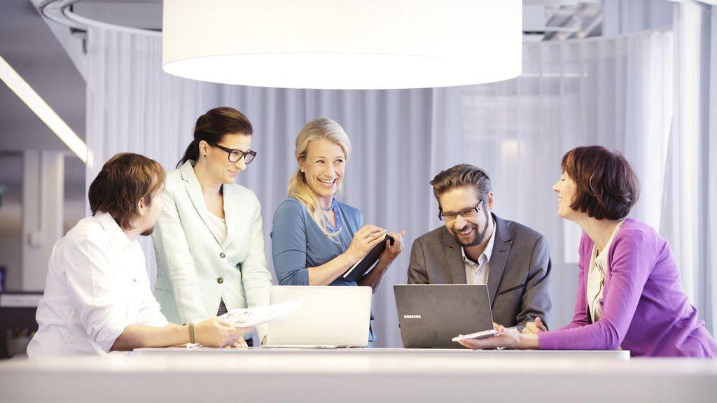 Elisa Trainee program for future leaders, Elisa, Helsinki