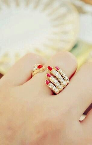 Gorgeous Ring in